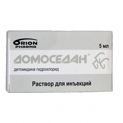 Orion Pharma Домоседан